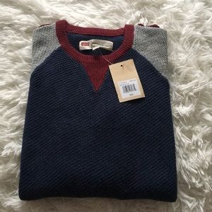 Levi's Cable knit sweater